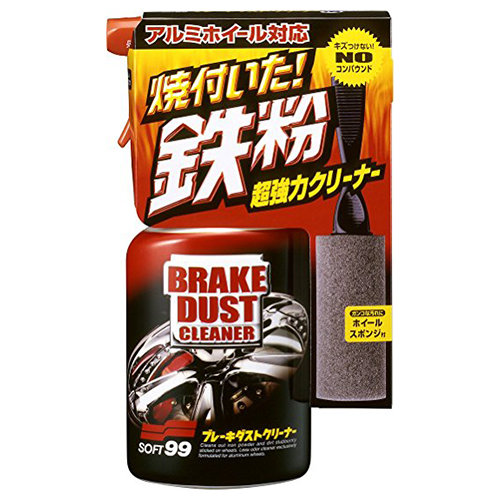 Soft99 New Brake Dust Cleaner 400