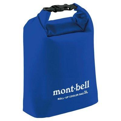Mont-Bell Roll-Up Cooler Bag 3L