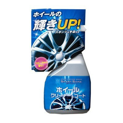 CCI Smart Shine Wheel Cleaner & Coat 450ml