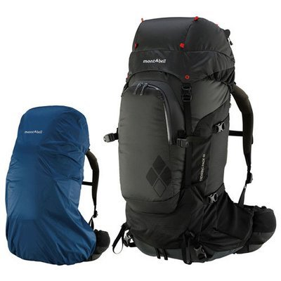 Mont-Bell Trekking Pack 55