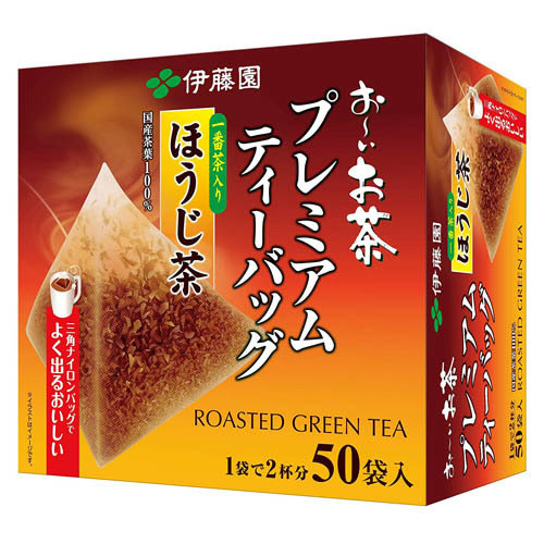 Itoen Oya Tea Premium Roasted Green Tea