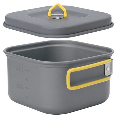 Mont-Bell Alpine Cooker Square 13