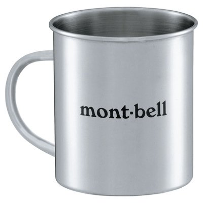 Mont-Bell Stainless Cup 390