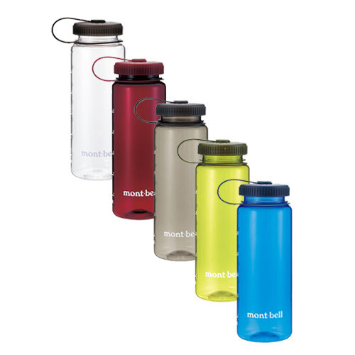 Mont-Bell Clear Bottle 0.75L