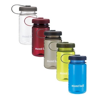 Mont-Bell Clear Bottle 0.35L