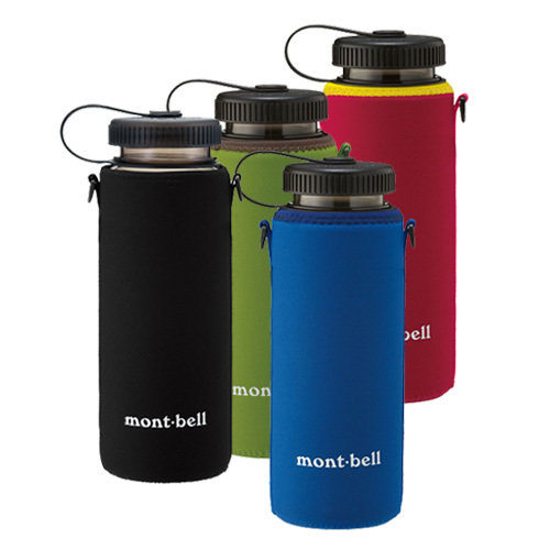 Mont-Bell Clear Bottle Thermo Cover  0.75L