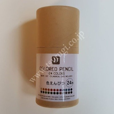 Colored Pencil 24Pcs