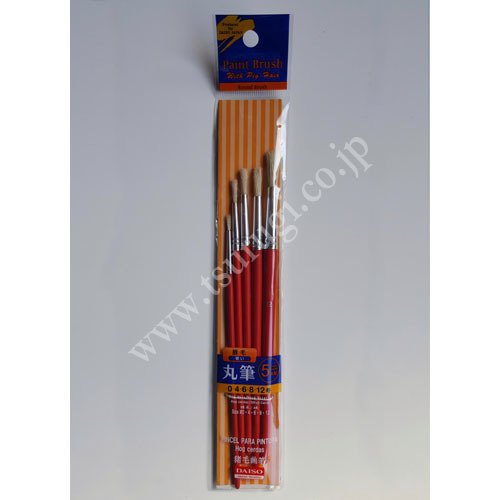 Paint Brush 5Pcs
