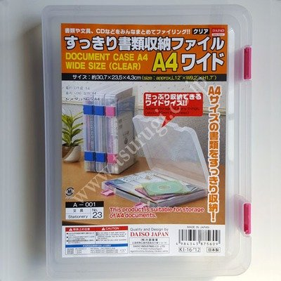 Document Case A4