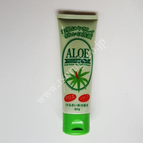 Aloe Facial Cleansing Foam