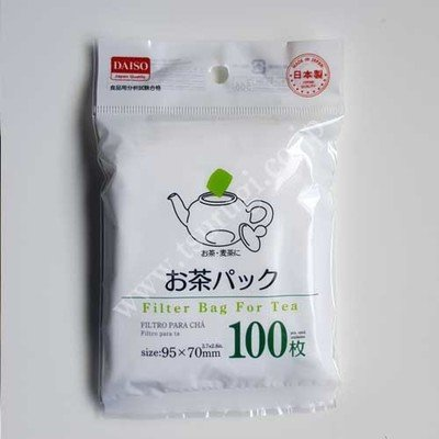 Filter Bag for Tea 100pcs