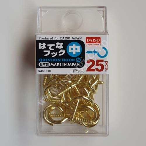 Question Hook 25pcs