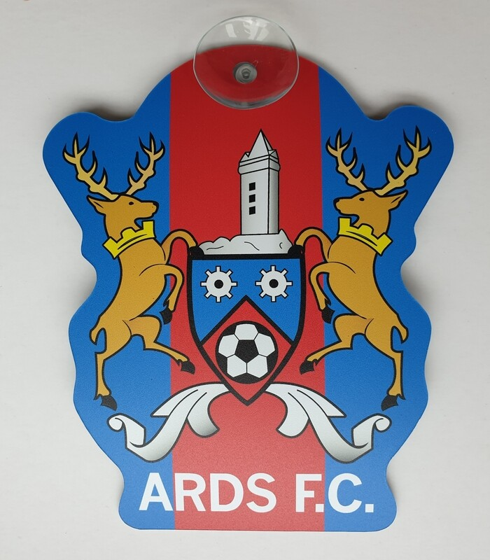 Ards FC Window Sticker