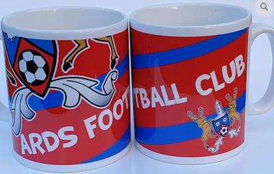 Ards FC Branded Mugs