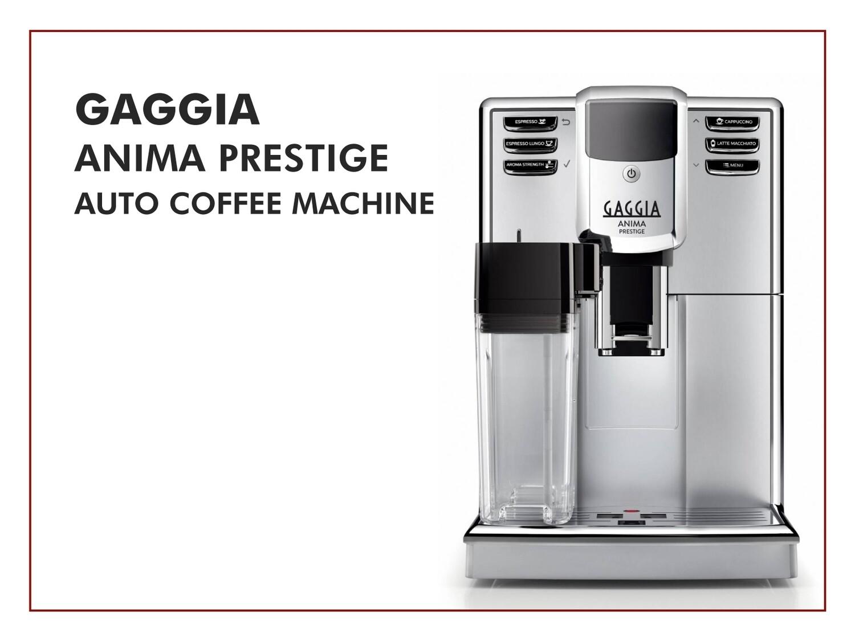 Gaggia Anima Prestige Automatic Coffee Machine
