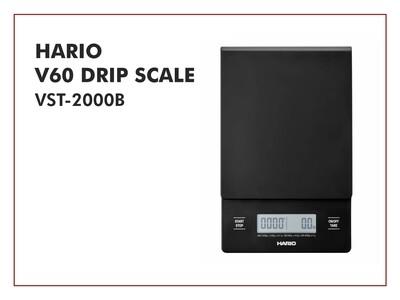 HARIO V60 Drip Scale VST-2000B