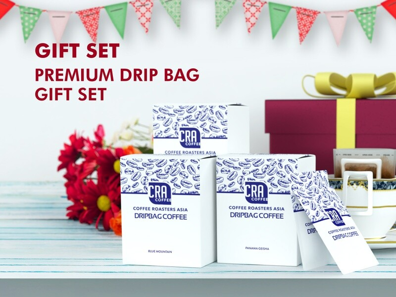 Premium Drip Bag Gift Set