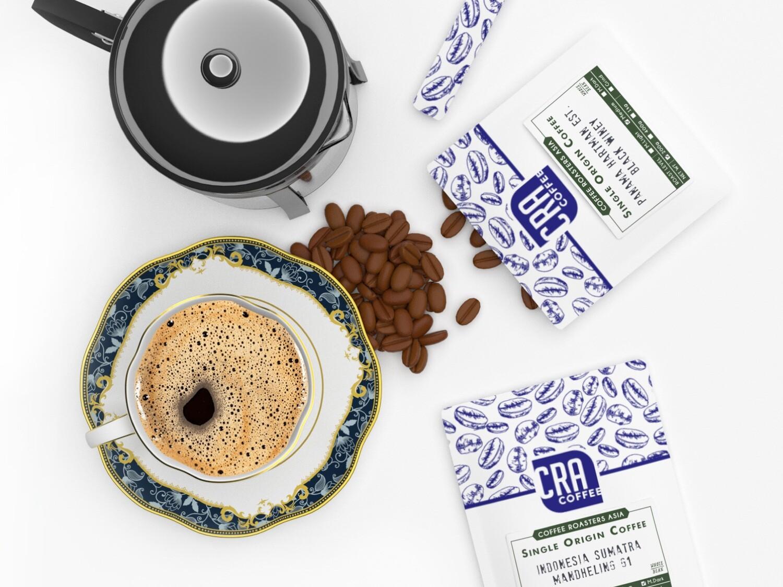 Coffee Bean Sample 30g (limit 3 per order)