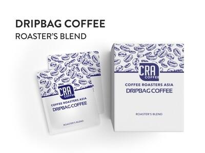 Drip Bag Coffee - Roaster's Blend Coffee 10 bags (dark roast)