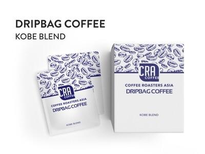 Drip Bag Coffee - Kobe Blend Coffee 10 bags (medium roast)