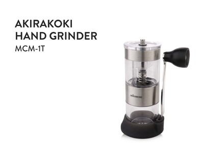 Akirakoki Hand Grinder MCM-1T