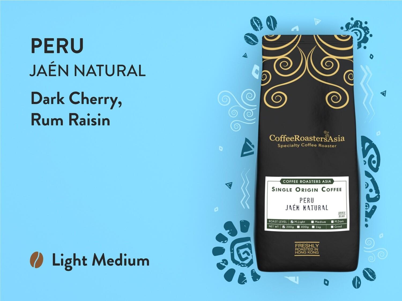 Peru Jaén Natural Coffee