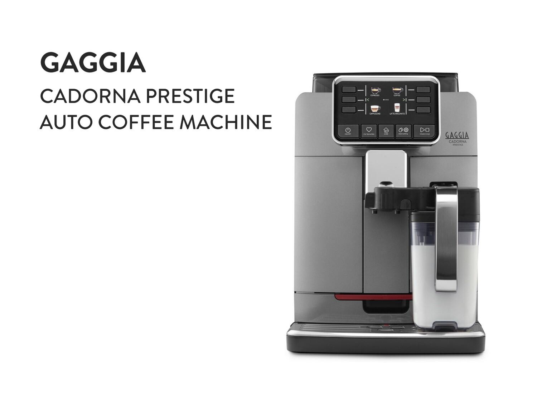 Gaggia Cadorna Prestige Automatic Coffee Machine
