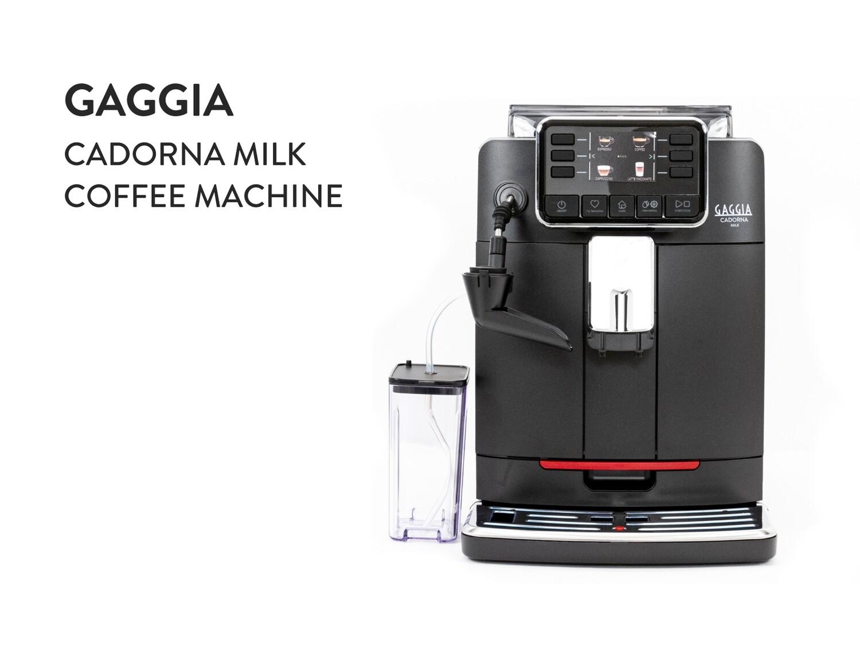 Gaggia Cadorna Milk Coffee Machine