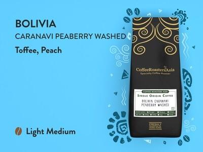 Bolivia Caranavi Peaberry Washed Coffee