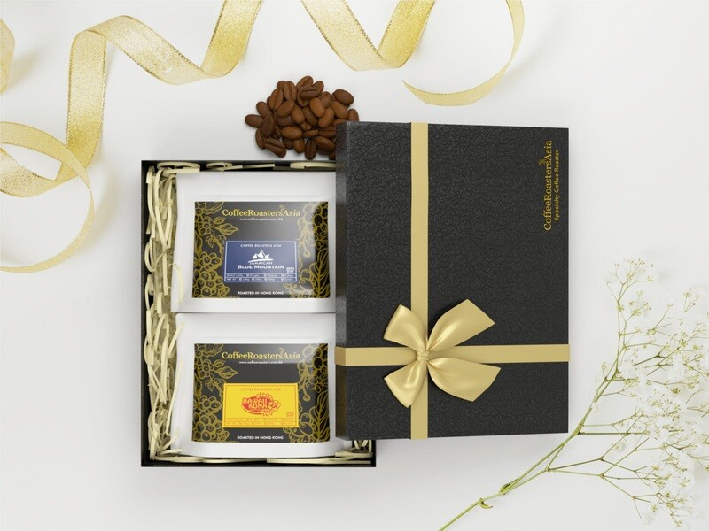 Holiday Premium Coffee Gift Set 100g
