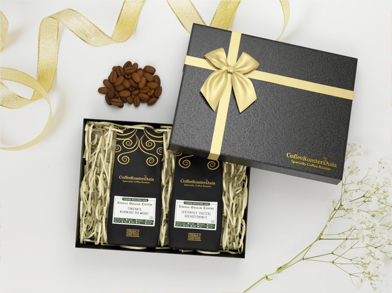 Holiday Single Origin Coffee Gift Set A
