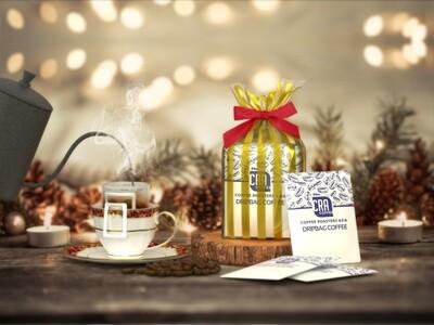 Christmas 2020 - Xmas Coffee Drip Bags Gift Set