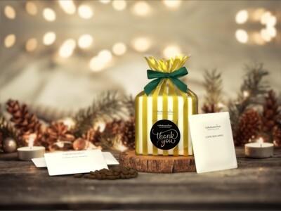 Christmas 2020 - Xmas Coffee Beans Gift Set