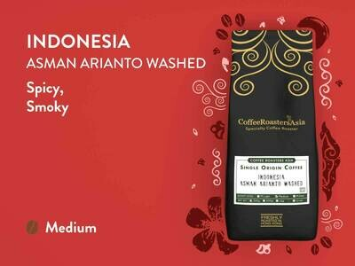 Indonesia Asman Arianto Washed Coffee (Pre-Order Only, Roast Date: 28Jan)