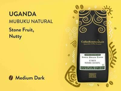 Uganda Mubuku Natural Coffee (Pre-Order Product, Roast Date: 28Jan)