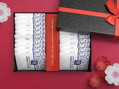 CNY Wishful Drip coffee Gift Box