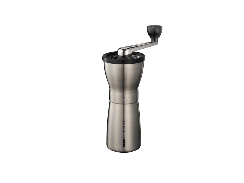 HARIO Ceramic Coffee Mill Mini-Slim PRO MMSP-1-HSV