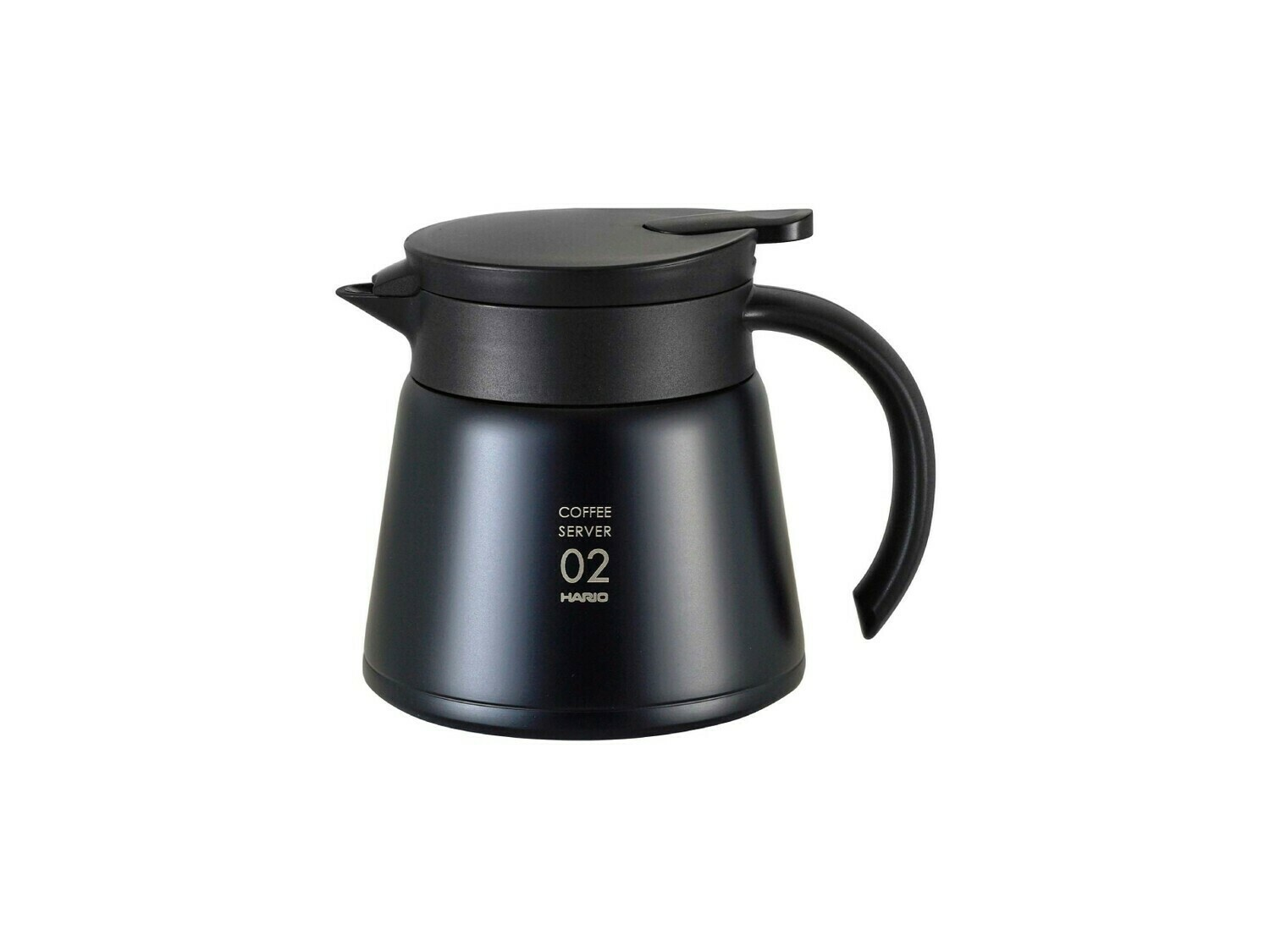 HARIO V60 Insulated Stainless Steel Server 600 VHS-60