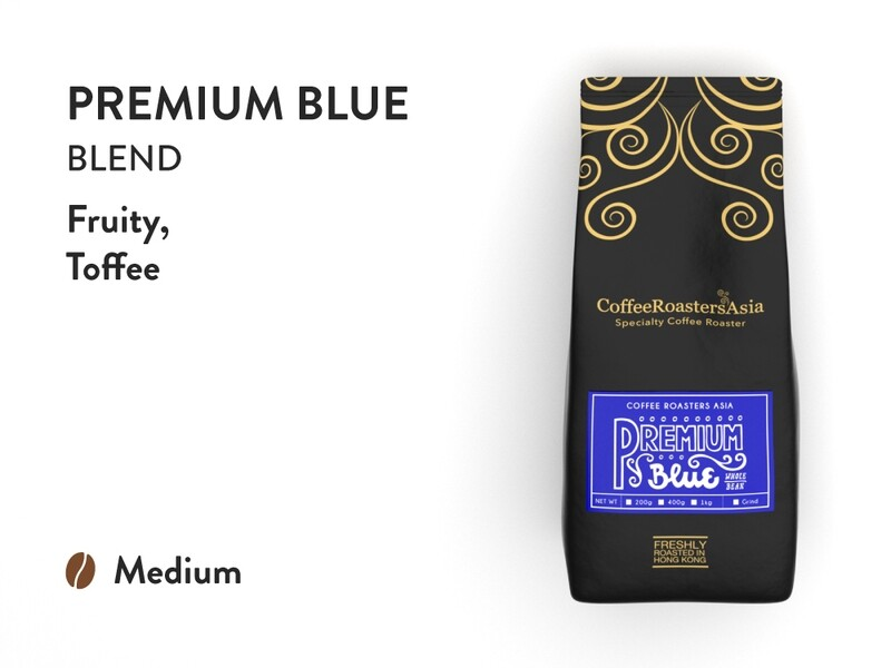 Premium Blue Coffee