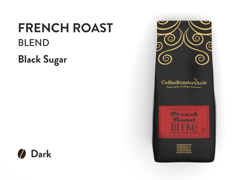 French Roast Blend Coffee (Subscription)