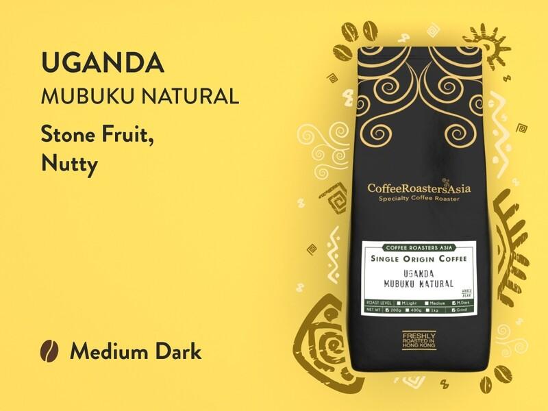 Uganda Mubuku Natural Coffee