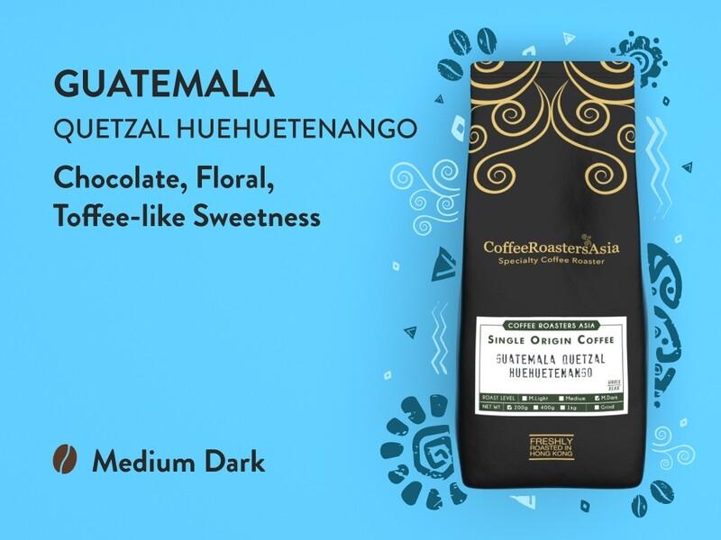 Guatemala Huehue Washed Coffee