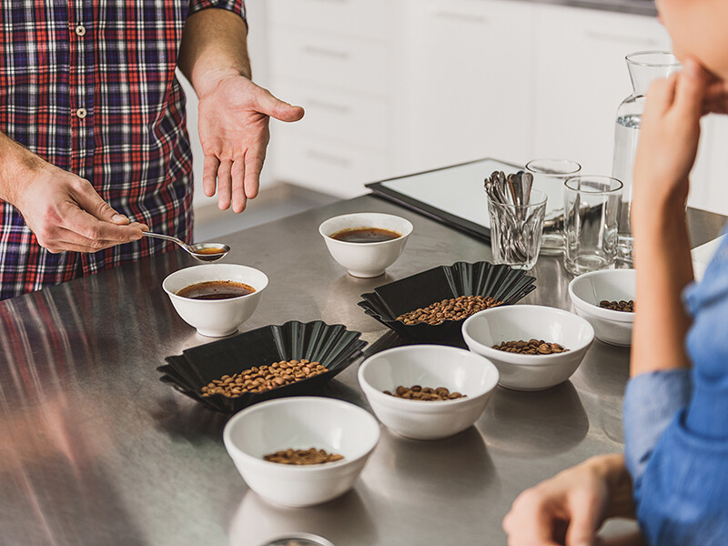 Coffee Tasting Workshop $380/person