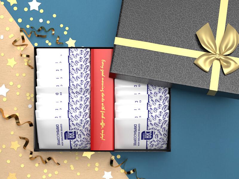 Drip Bag Coffee Gift Box C