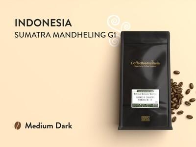 Indonesia Sumatra Mandheling G1 Coffee