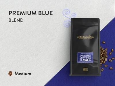 Premium Blue Coffee