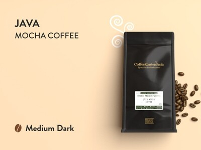 Java Mocha Coffee (OC)