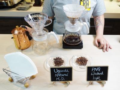 Free Coffee Tasting (Cantonese)