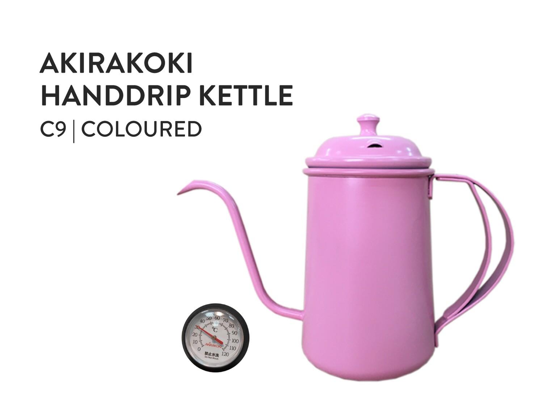 Akirakoki Hand Drip Kettle C9 (4 Colored)