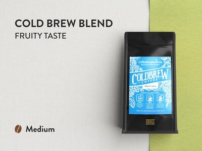 Cold Brew Blend Coffee - Fruity Taste